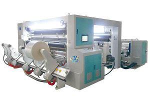 HG-2700SF/H伺服控制高速分切机